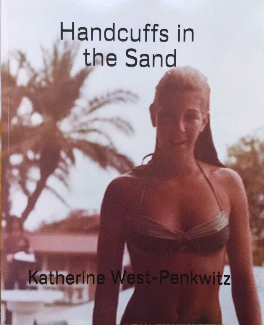 Handcuffs In The Sand - PAPERBACK